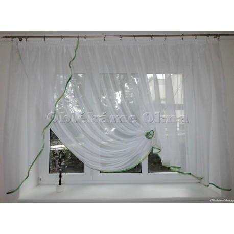 Laura - moderní záclona