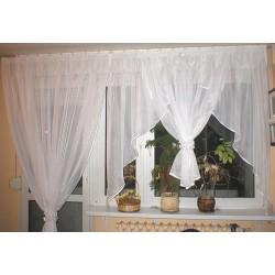 Kiara - moderní záclona