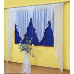 Héra - moderní záclona