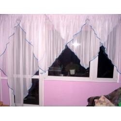Gracie - moderní záclona