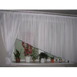 Kasandra - moderní záclona