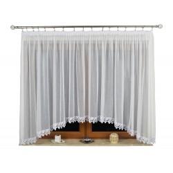 Milena - moderní záclona