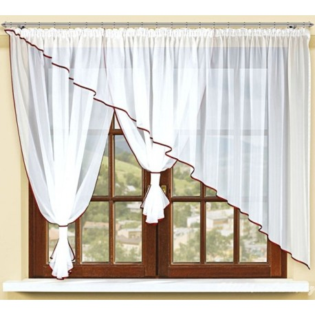 Aniana  - moderní záclona