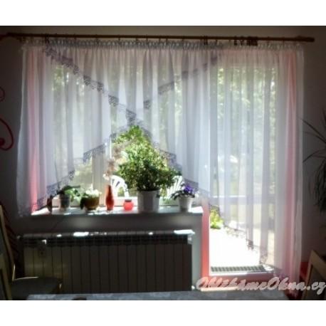 Rósemary - balkonový set s krajkou
