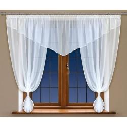 Martina - moderní záclona