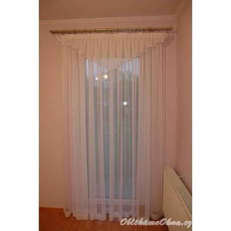 Betyna - moderní záclona