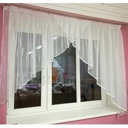 Sandy - hotová záclona