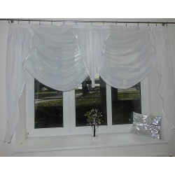 Poly - elegantní záclona