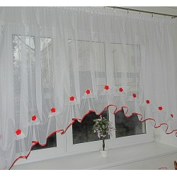 Roxana - hotová záclona