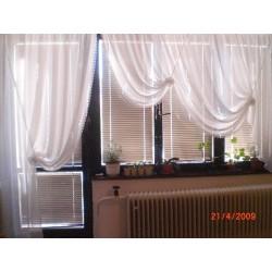 Natalis - elegantní záclona