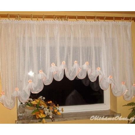 Roxana - elegantní záclona