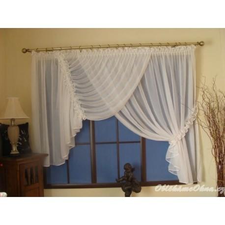 Adina - elegantní záclona