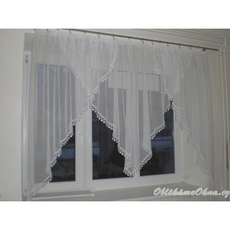 Šipka - hotová záclona