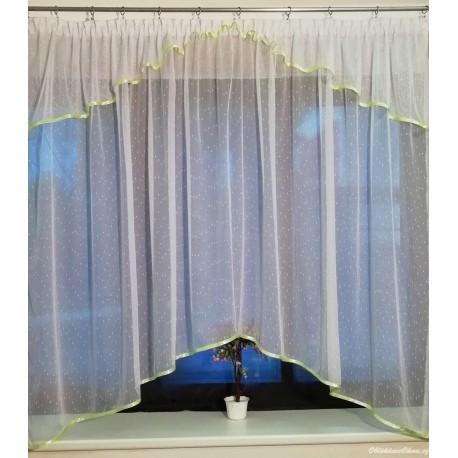 Pršíčko - hotová záclona