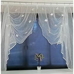 Doris - hotová záclona