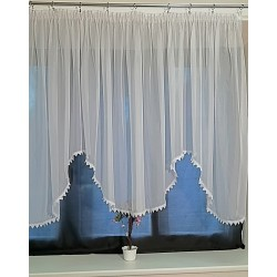 MIRIAM - hotová záclona