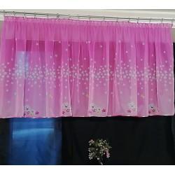 Dětská záclona - hotová záclona
