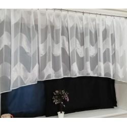 Mystic krátká - hotová záclona